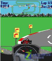 飞行赛车 游戏图片