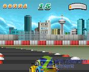 狂热赛车豪华版 游戏图片